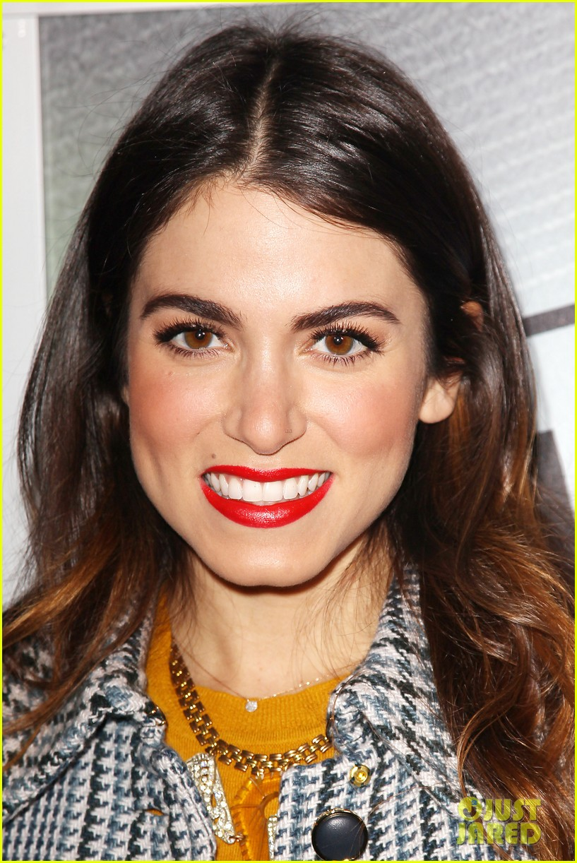 nikki reed kiss tell event for gillette 27