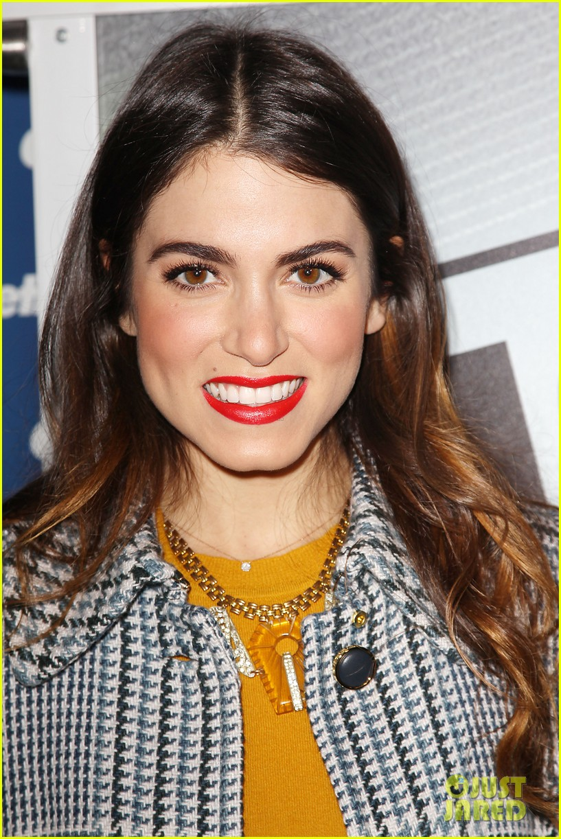nikki reed kiss tell event for gillette 28