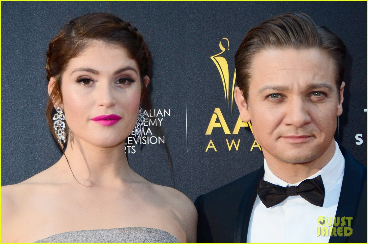 jeremy renner gemma arterton aacta awards attendees 092801217