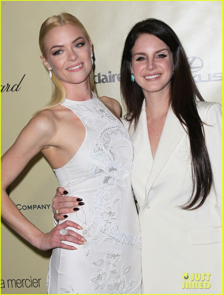 lana del rey jaime king golden globes parties 2013 15
