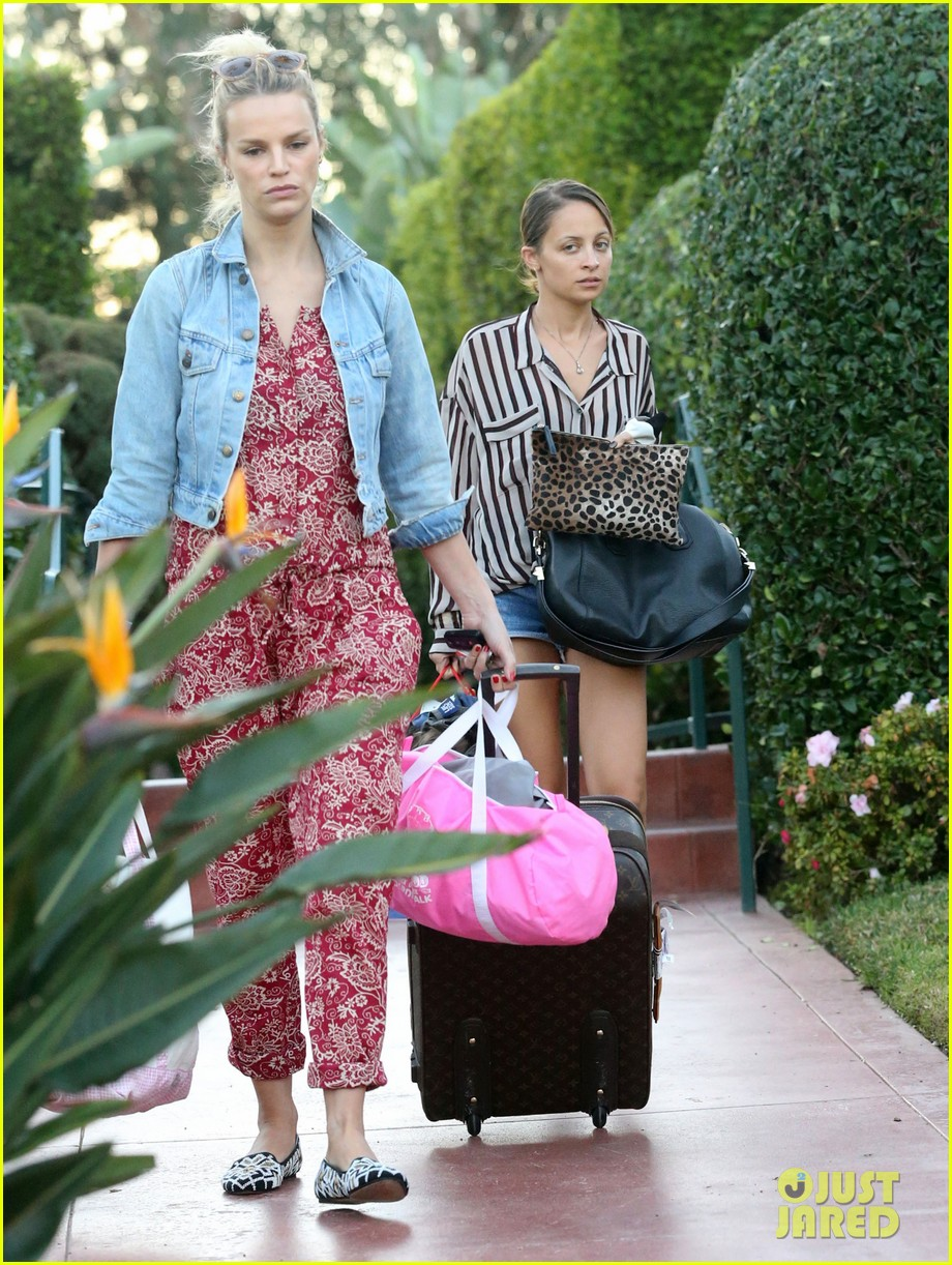 nicole richie beverly hills hotel party 012795310