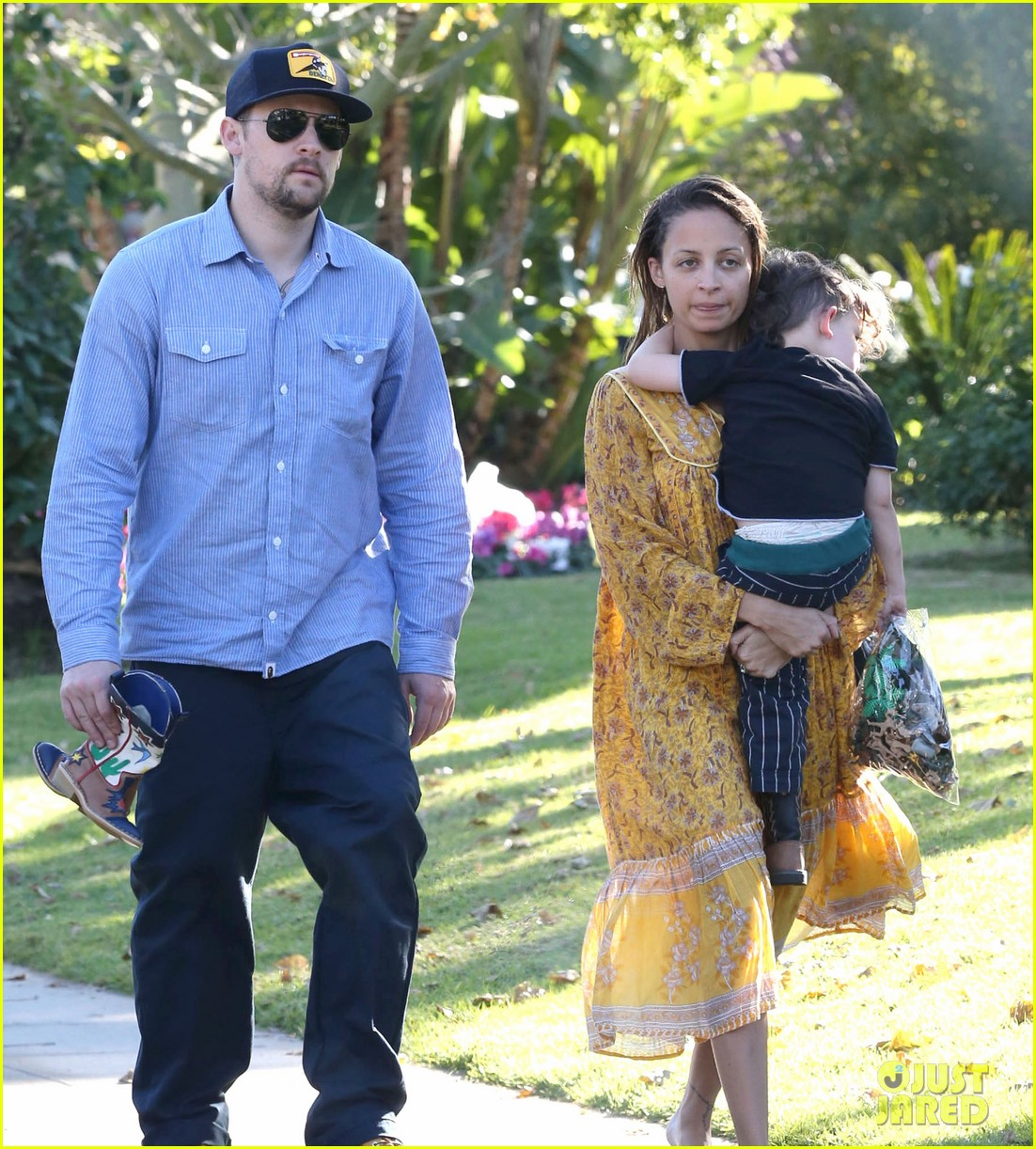 nicole richie beverly hills hotel party 13