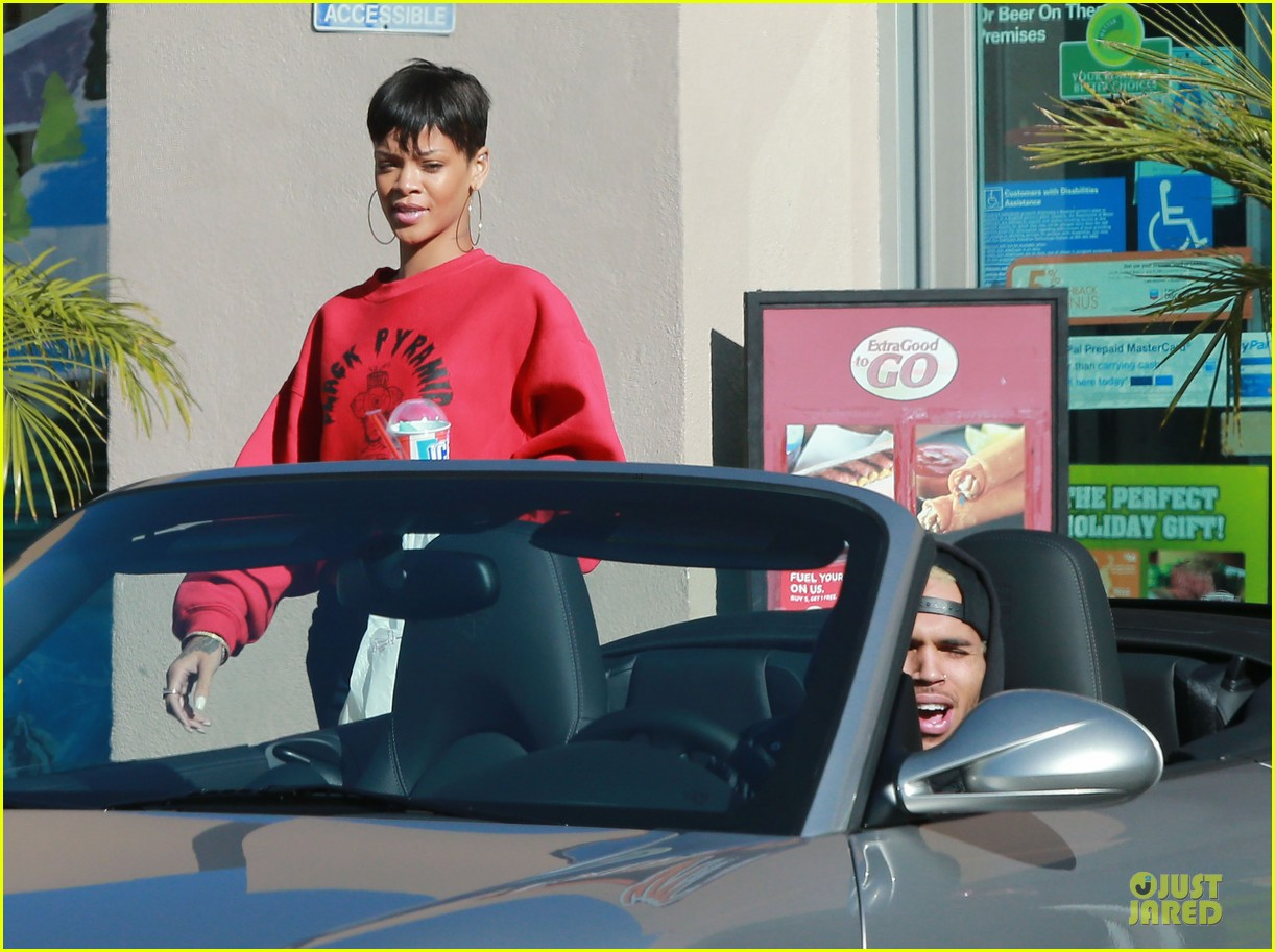 rihanna & chris brown slurpee craving stop 10