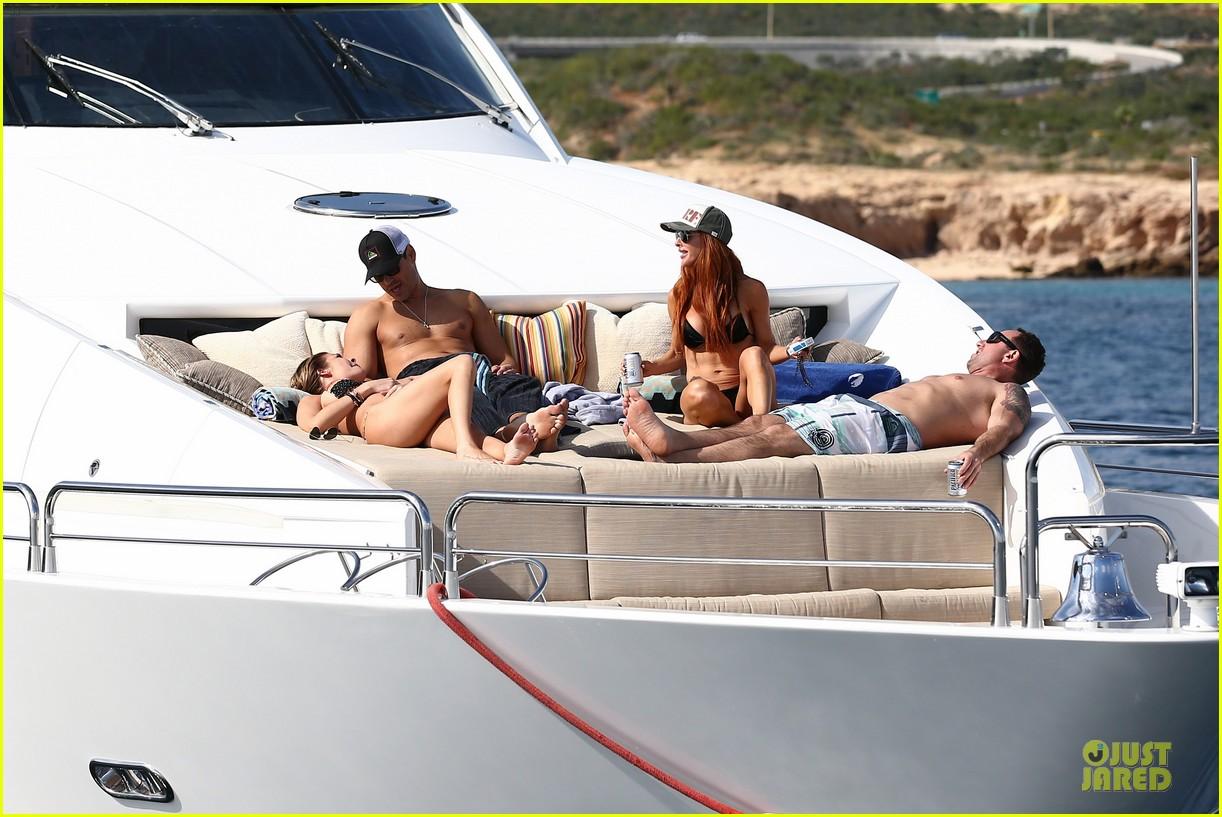 leann rimes bikini kissing with shirtless eddie cibrian 262783371