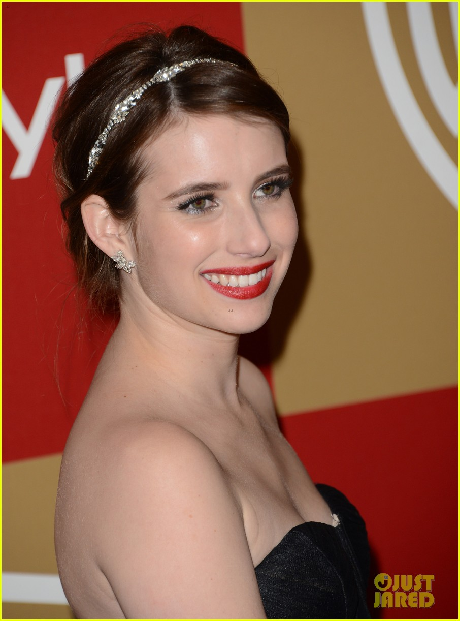 emma roberts instyle party 022792006