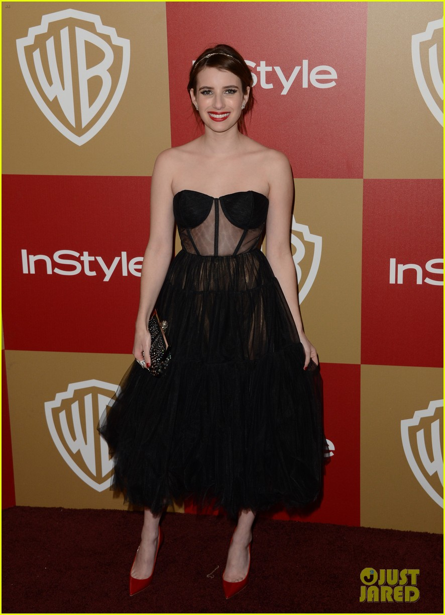 emma roberts instyle party 07