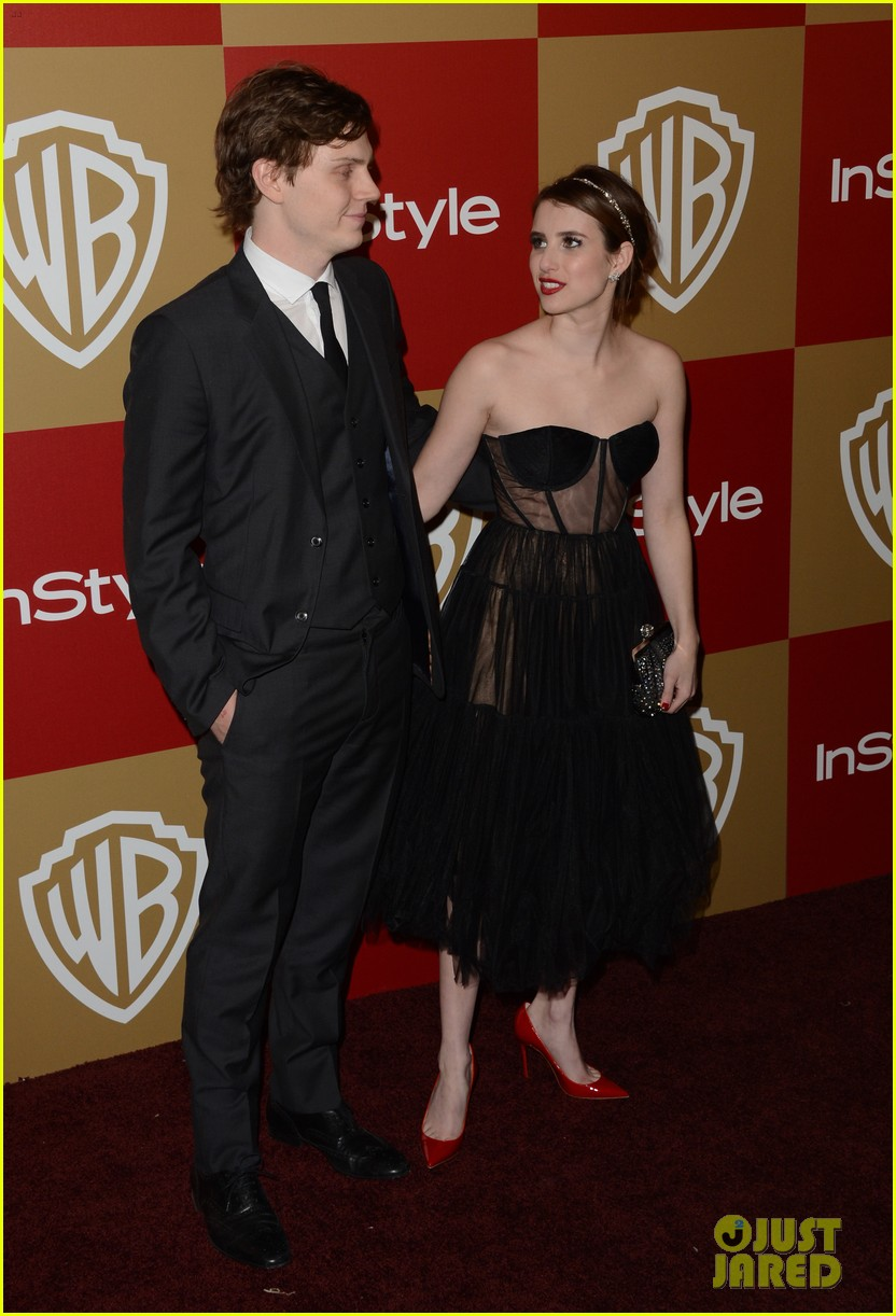 emma roberts instyle party 09