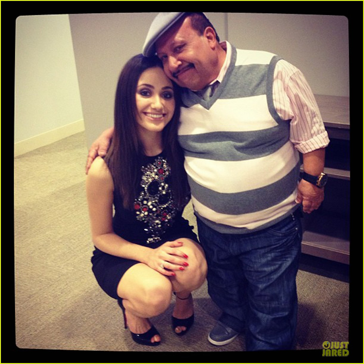 emmy rossum chelsea lately with chuy bravo 052801197