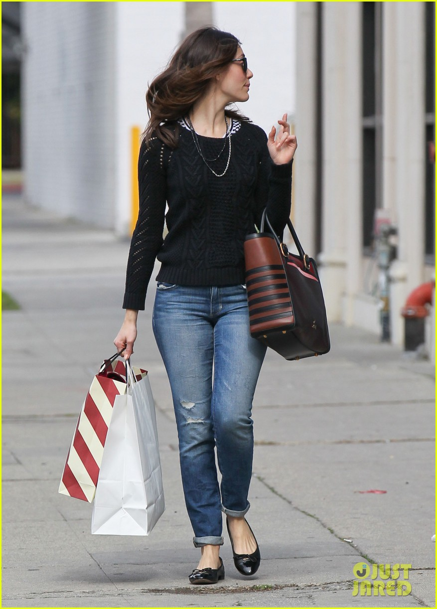 emmy rossum sentimental journey in stores next week 13