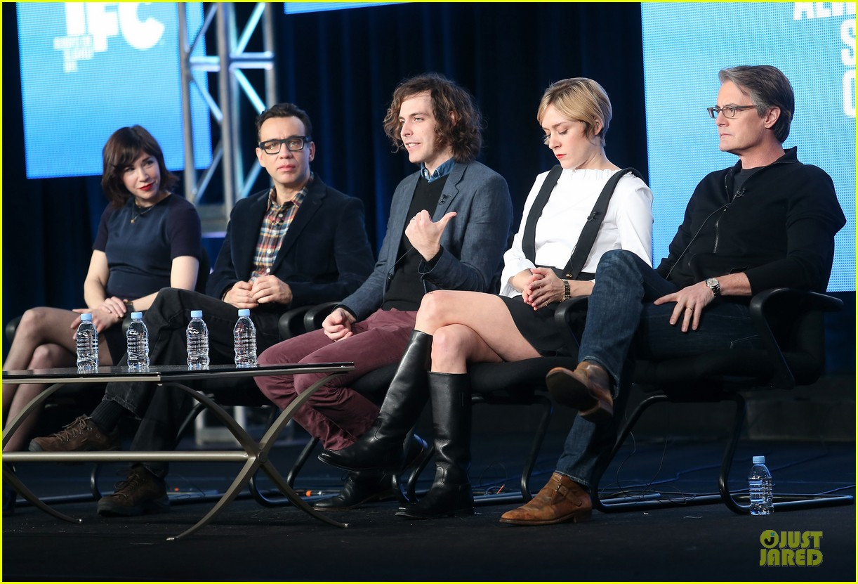 chloe sevigny & carrie brownstein porlandia tca panel 27