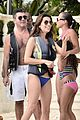 simon cowell shirtless new years eve with mezhgan huissany 02