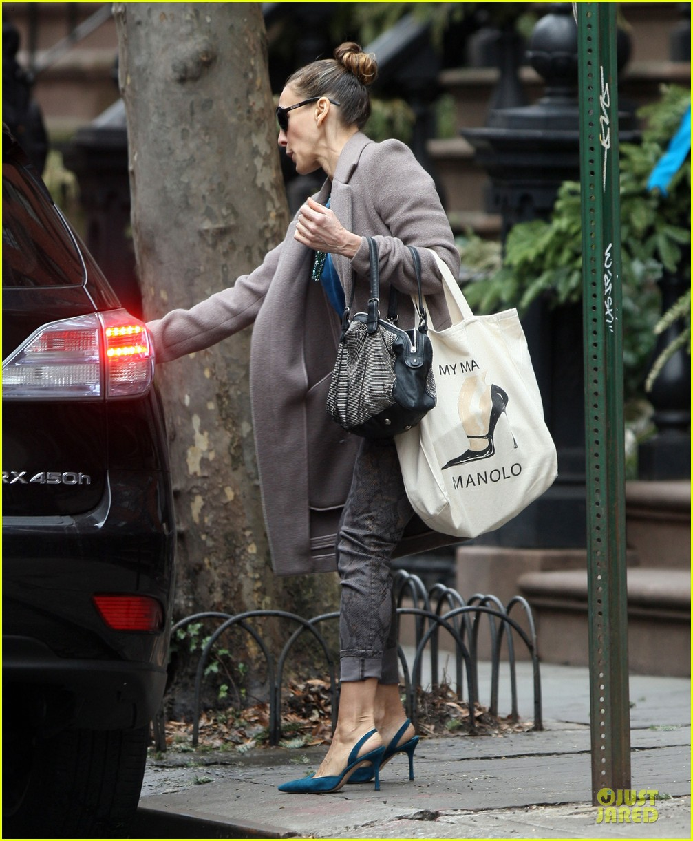 sarah jessica parker approves of the carrie diaries 02