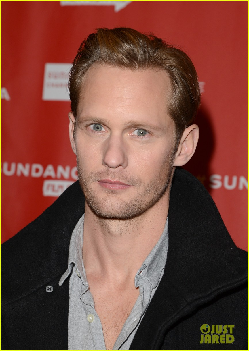 alexander skarsgard brit marling the east sundance premiere 02