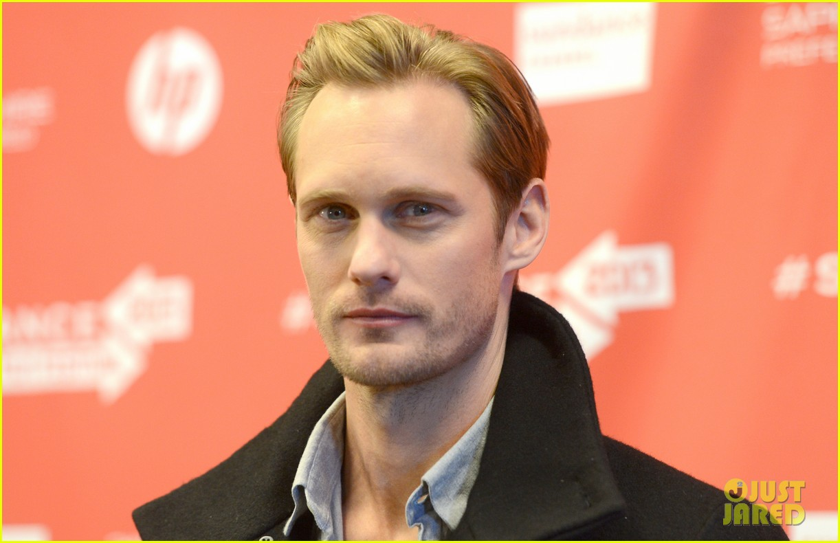 alexander skarsgard brit marling the east sundance premiere 06