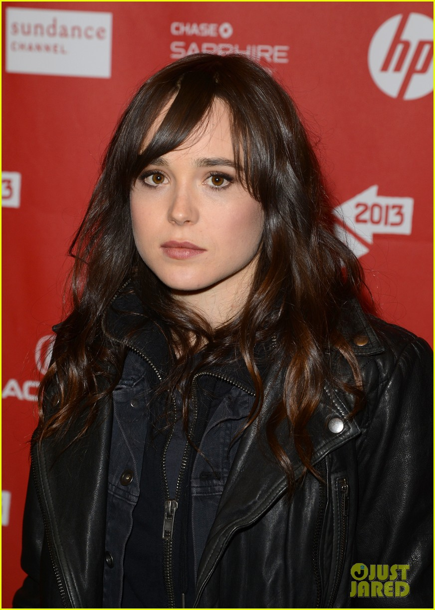 Full Sized Photo of al... Ellen Page Photos