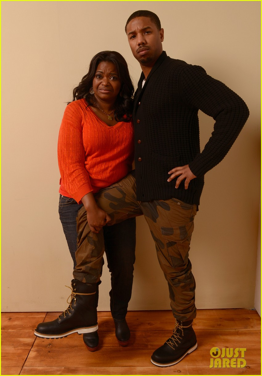 octavia spencer michael b jordan fruitvale at sundance 14