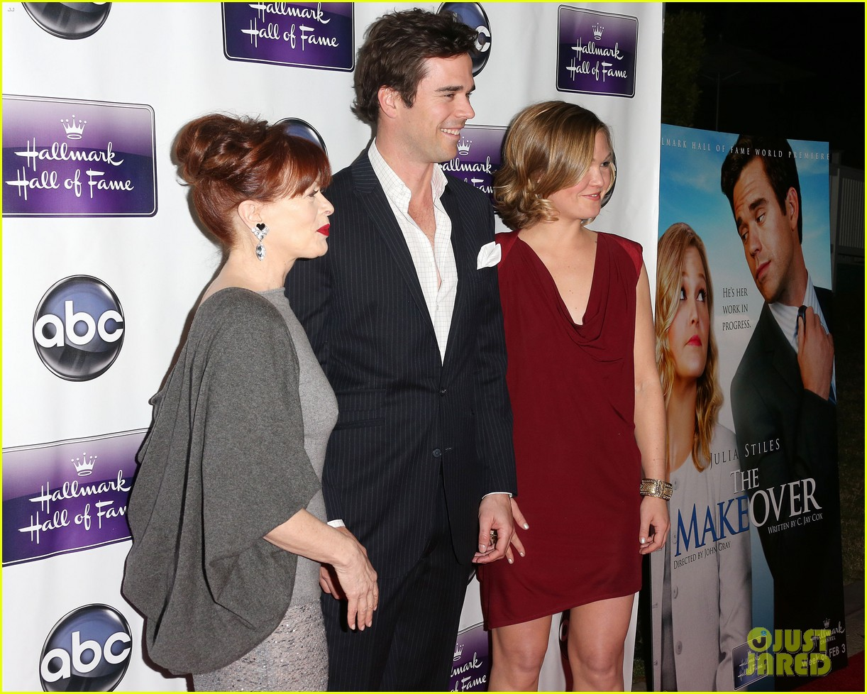 julia stiles david walton the makeover premiere 10