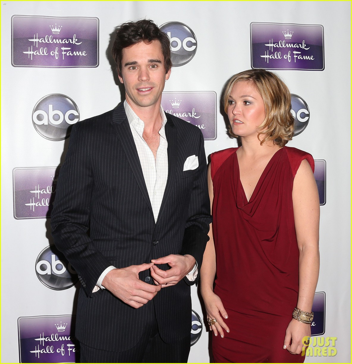 julia stiles david walton the makeover premiere 12