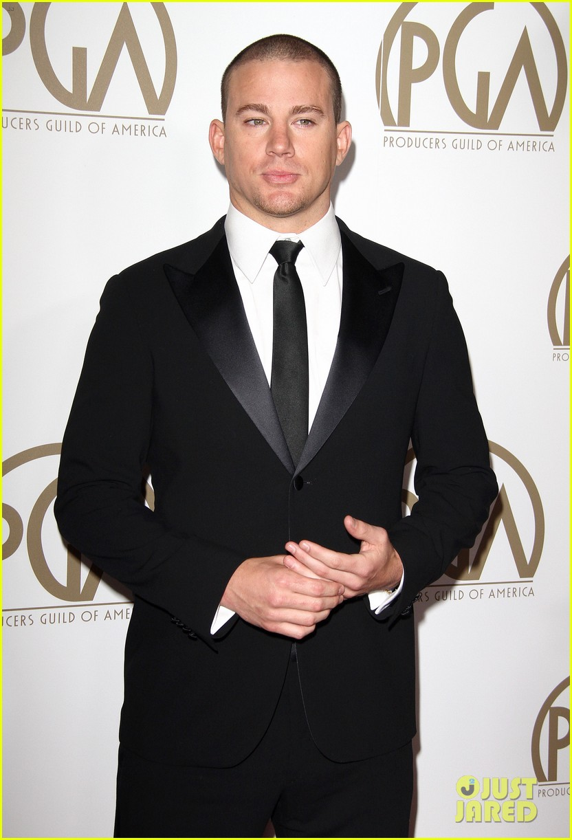 matt bomer channing tatum producers guild awards 10