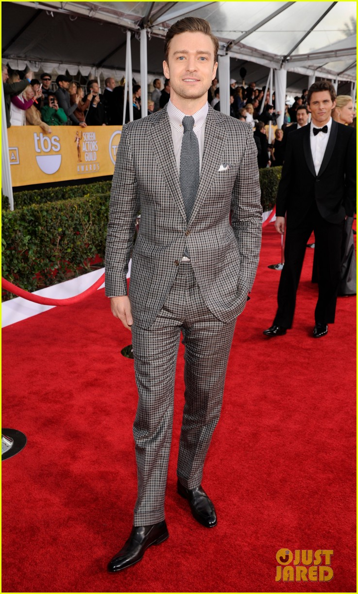 justin timberlake sag awards 2013 01