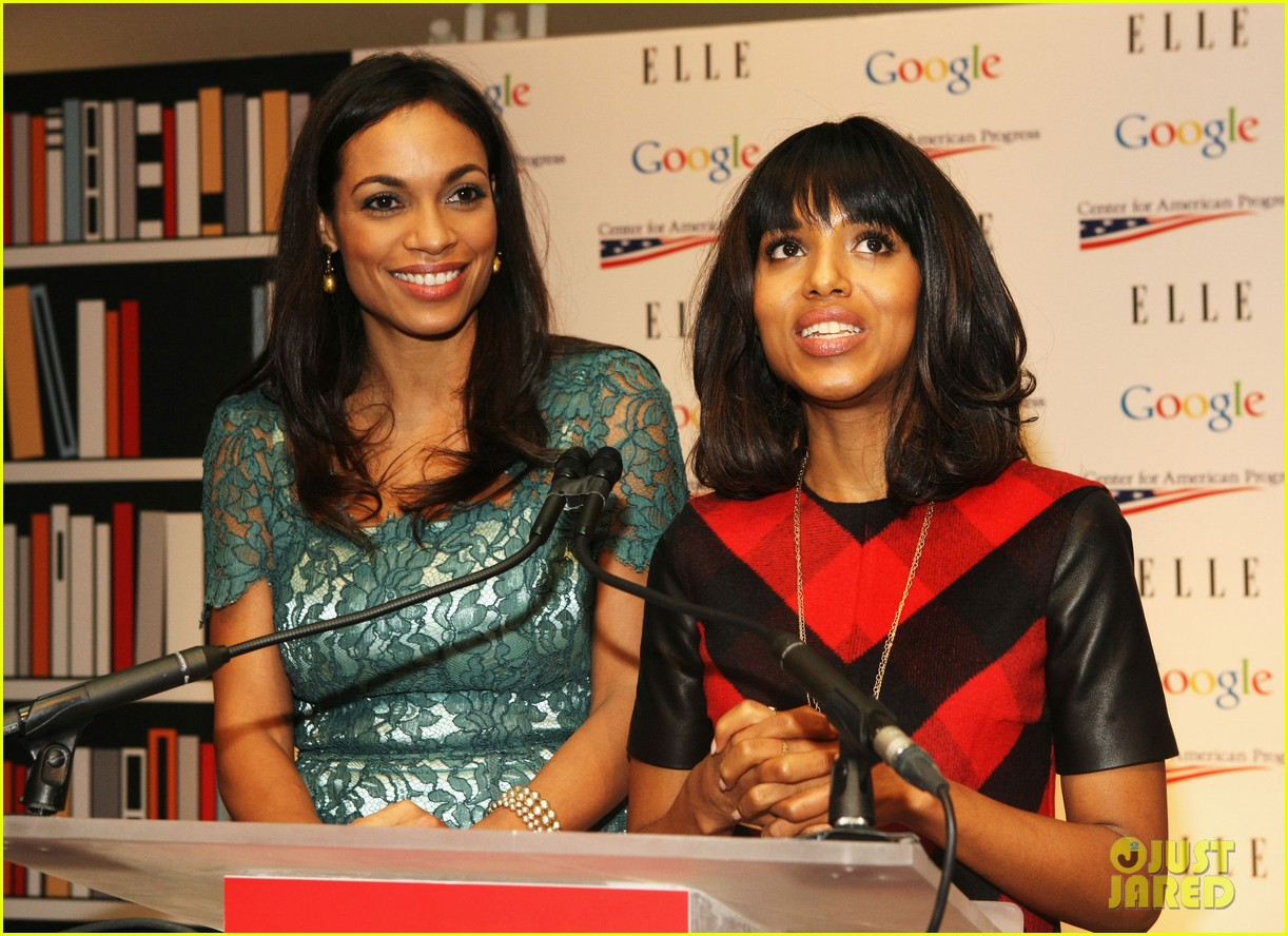 kerry washington rosario dawson leading women in washington 11