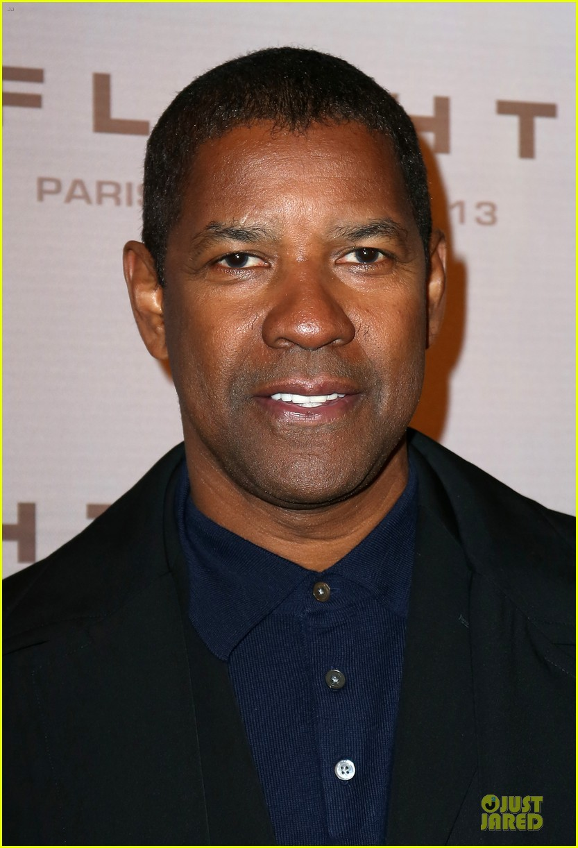 denzel washington flight paris premiere 09