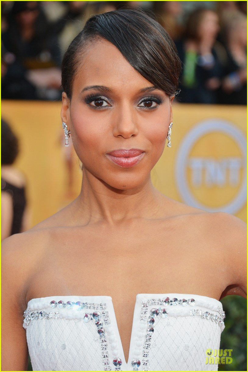 kerry washington sag awards 2013 red carpet 042799696