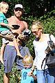 naomi watts liev schreiber sunday with kids 03