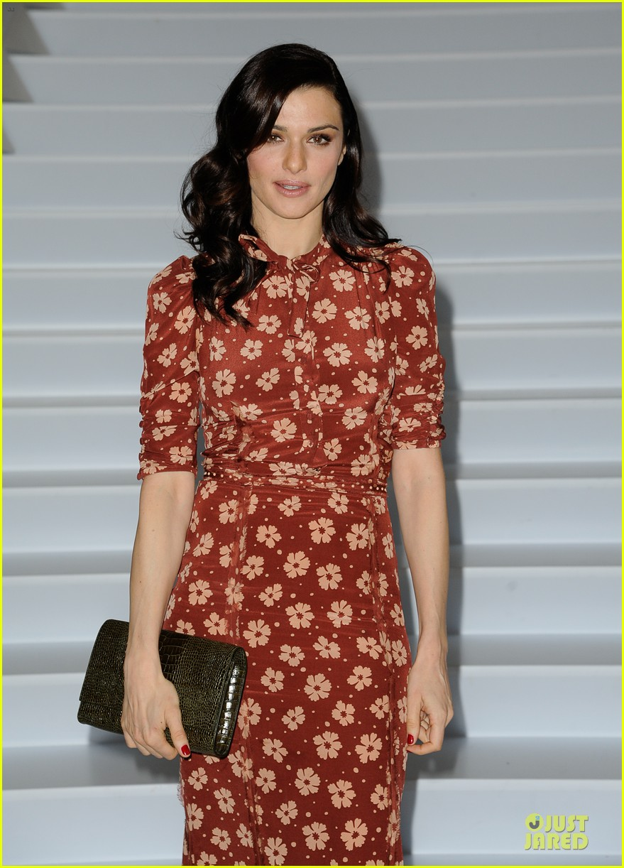 rachel weisz the deep blue sea new york screening 042787340