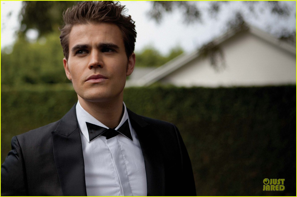 paul wesley bites august man magazine january 2013 072798770
