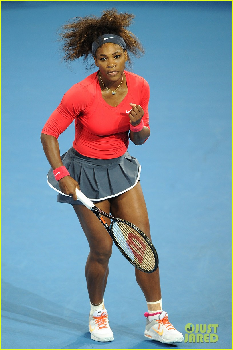 serena williams wins brisbane international tournament 15