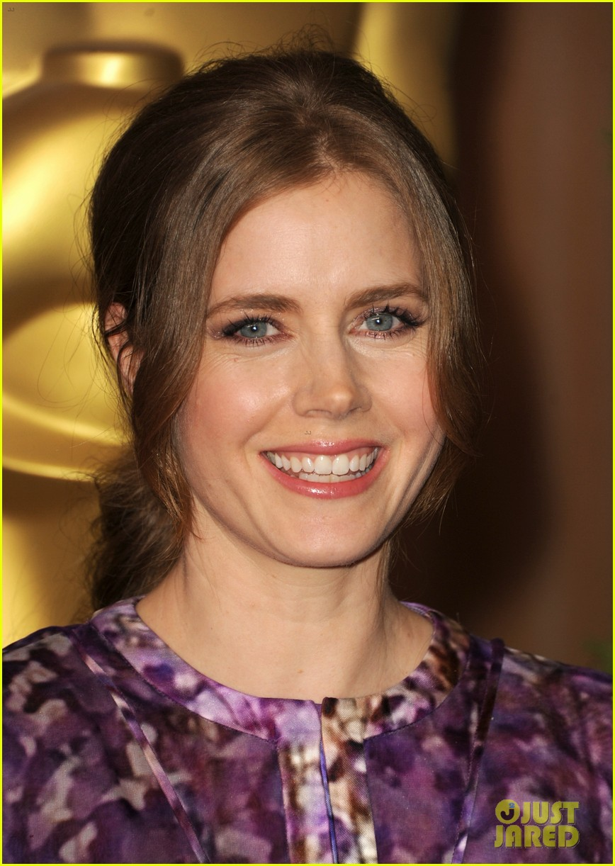 amy adams joaquin phoenix oscar nominees luncheon 2013 02