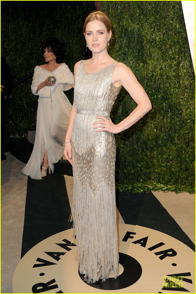 amy adams vanity fair oscars party 2013 01