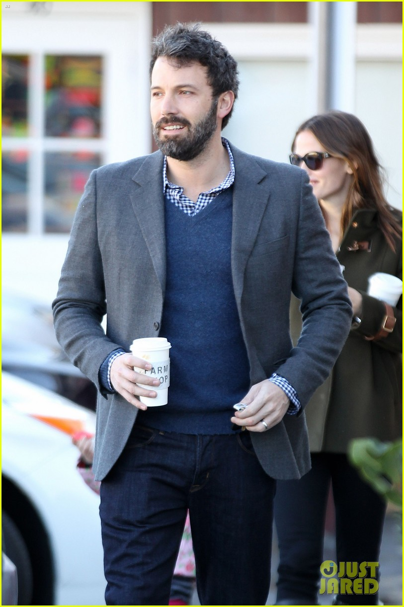 ben affleck jennifer garner breakfast with seraphina 08