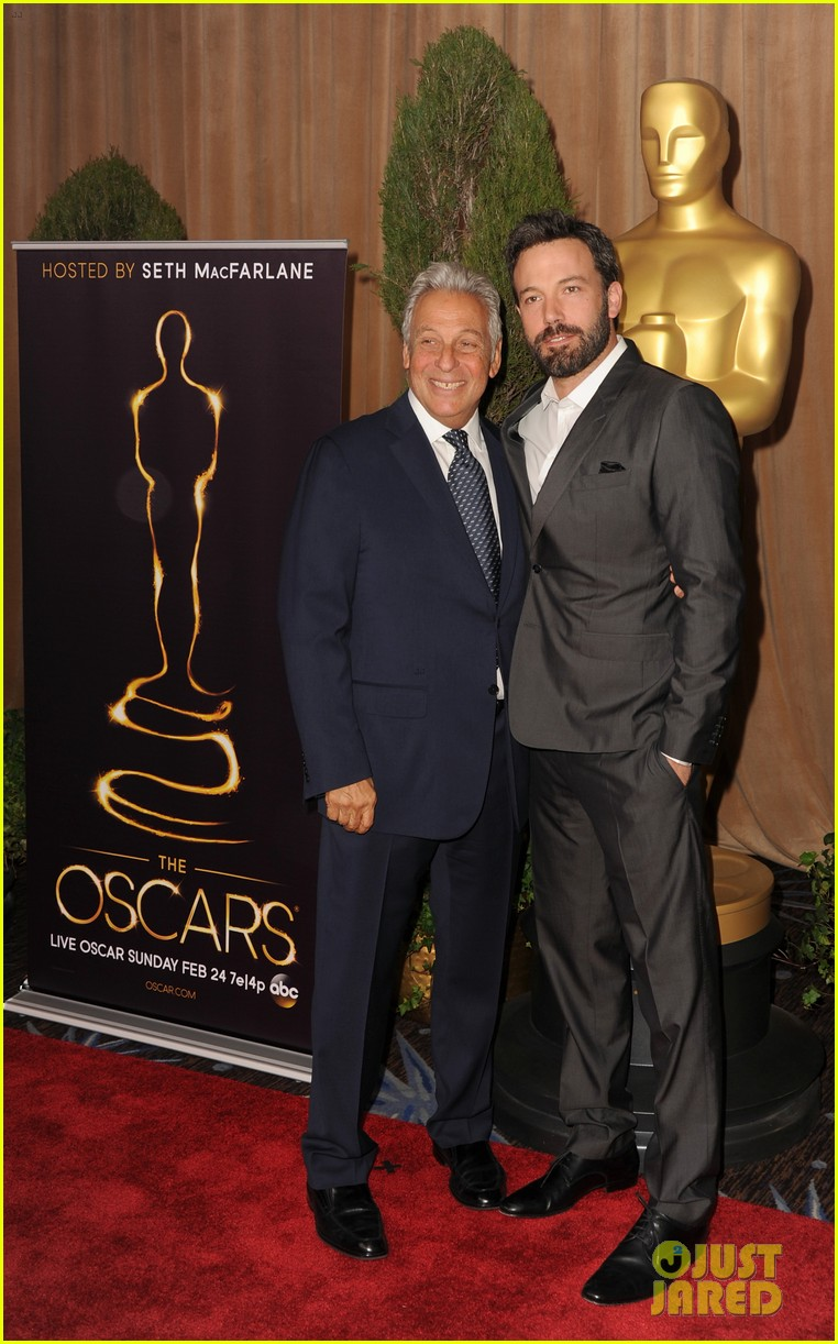 ben affleck oscar nominees luncheon 2013 012804650