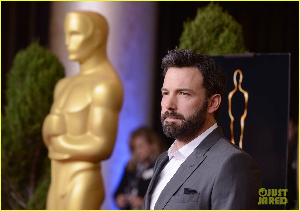 ben affleck oscar nominees luncheon 2013 062804655