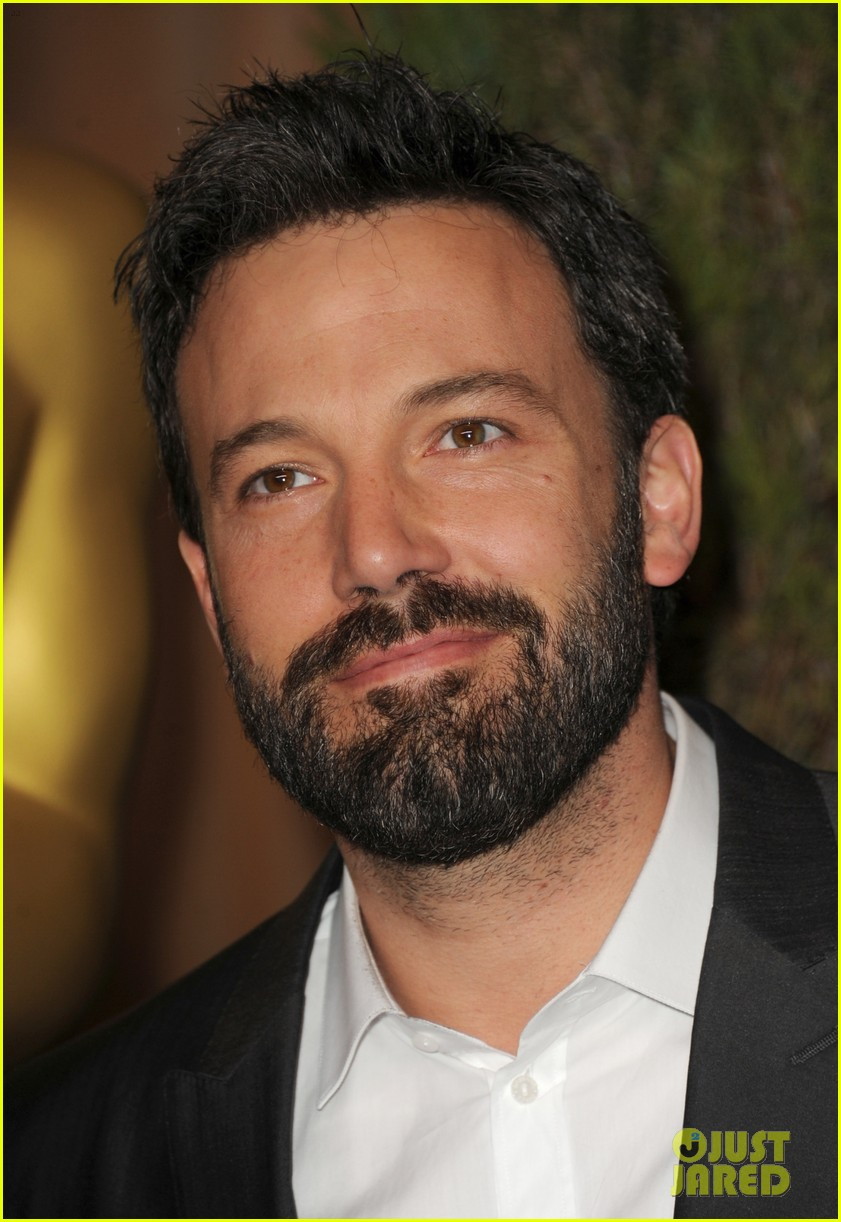 ben affleck oscar nominees luncheon 2013 10