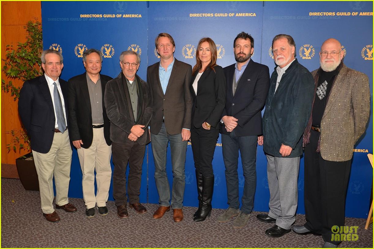 ben affleck directors guild of americas awards presidents breakfast 01