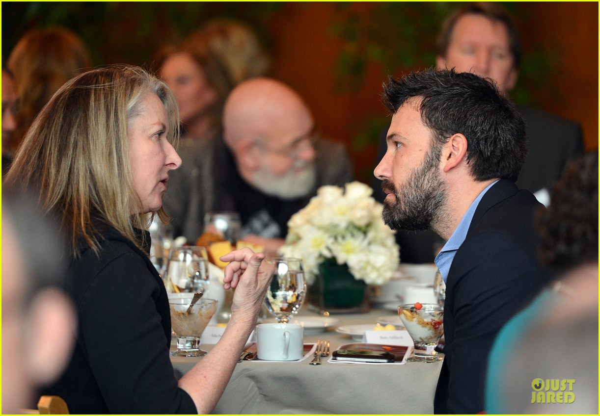 ben affleck directors guild of americas awards presidents breakfast 12