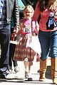 ben affleck pre oscars spelling bee with violet 03