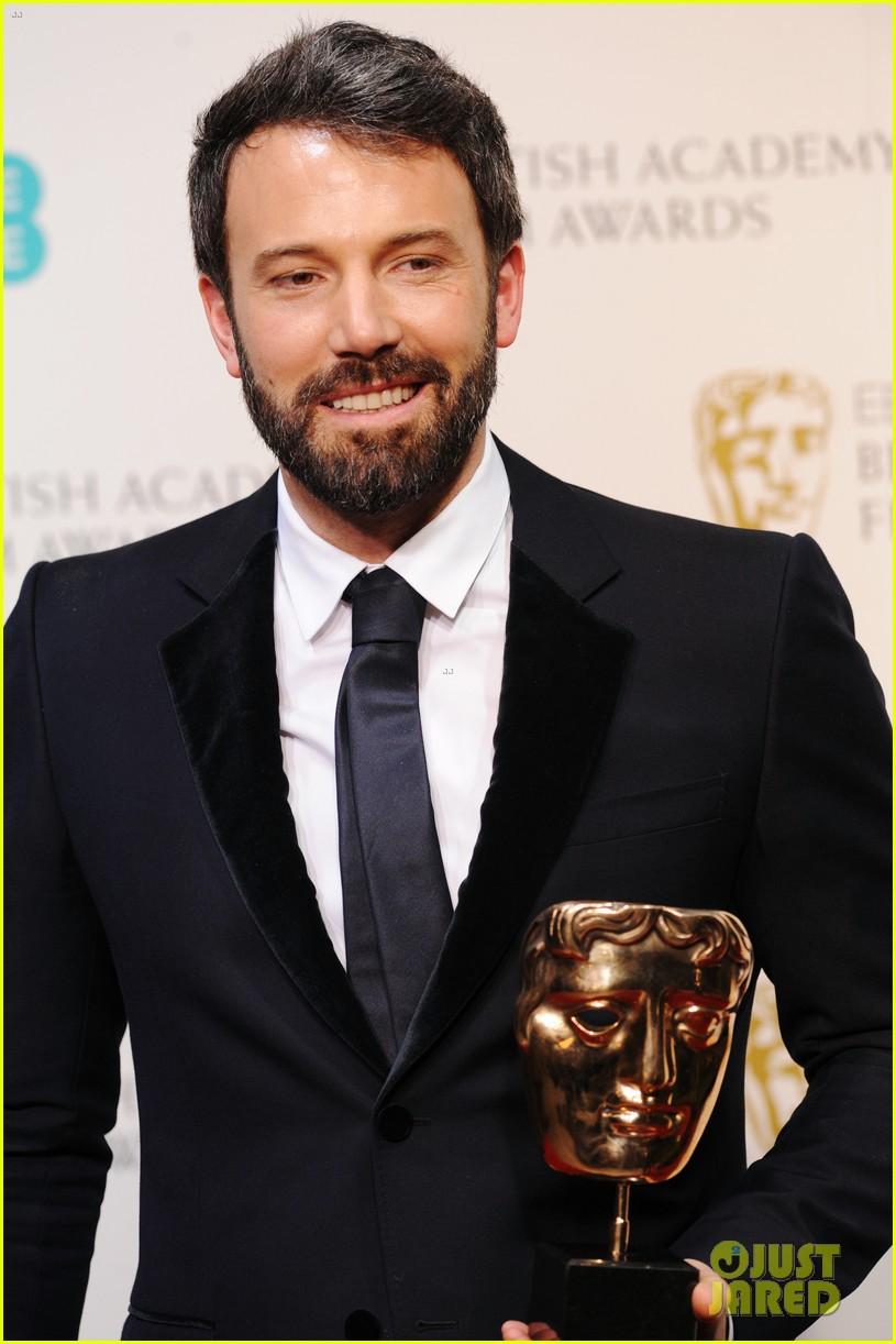 Ben Affleck Wins BAFTAs' Best Director & Best Film 2013 ...