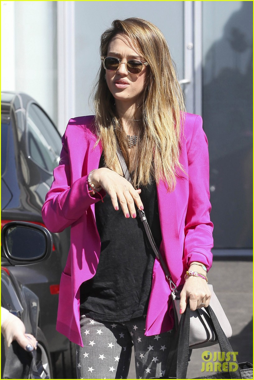 jessica alba katie appearance on march 12 02
