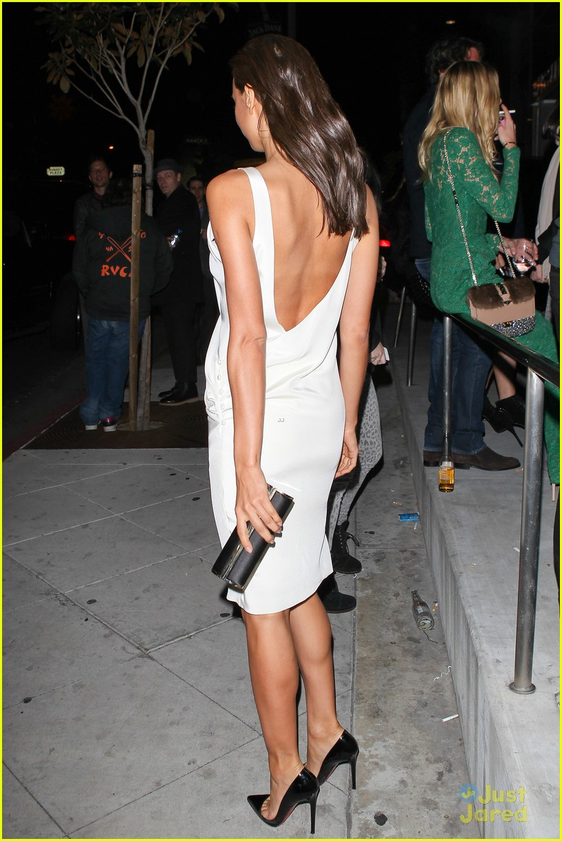 alessandra ambrosio irina shayk mario testino prism exhibit reception 14