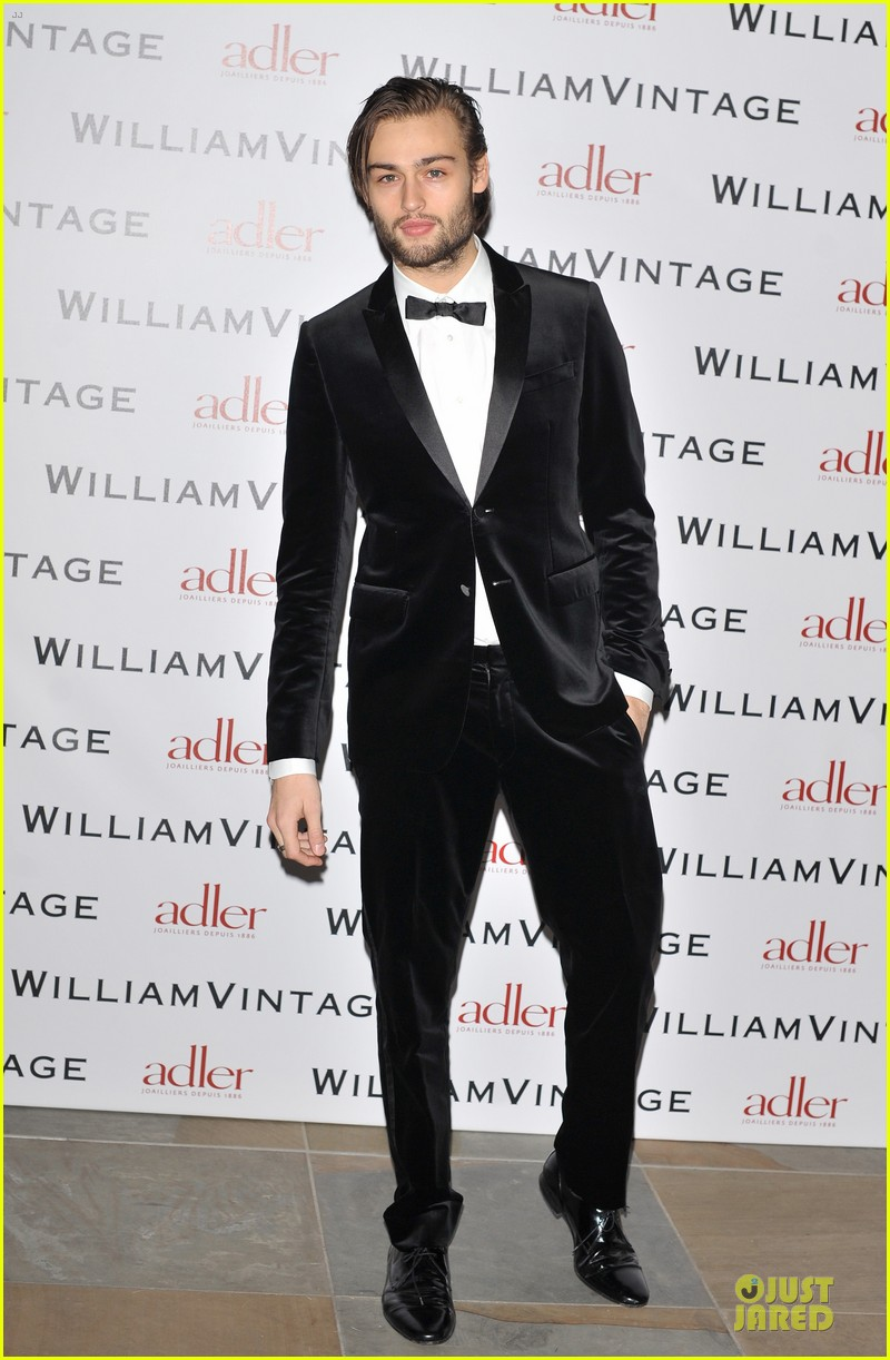 lily allen douglas booth bafa william vintage dinner 20