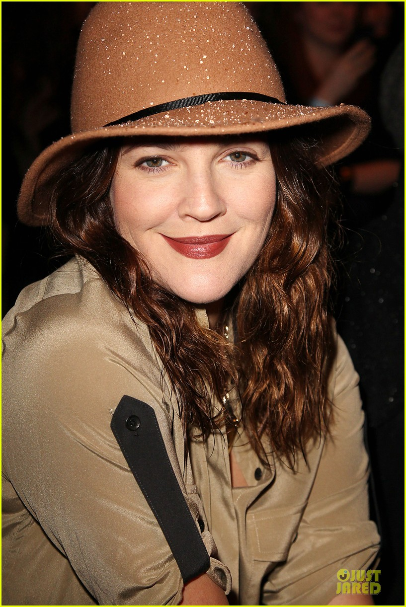 drew barrymore rag bone fashion show 18