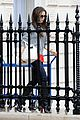 victoria david beckham separate london outings after psg announcement 18