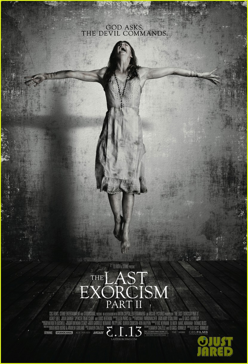 ashley bell new last exorcism part 2 poster exclusive 05