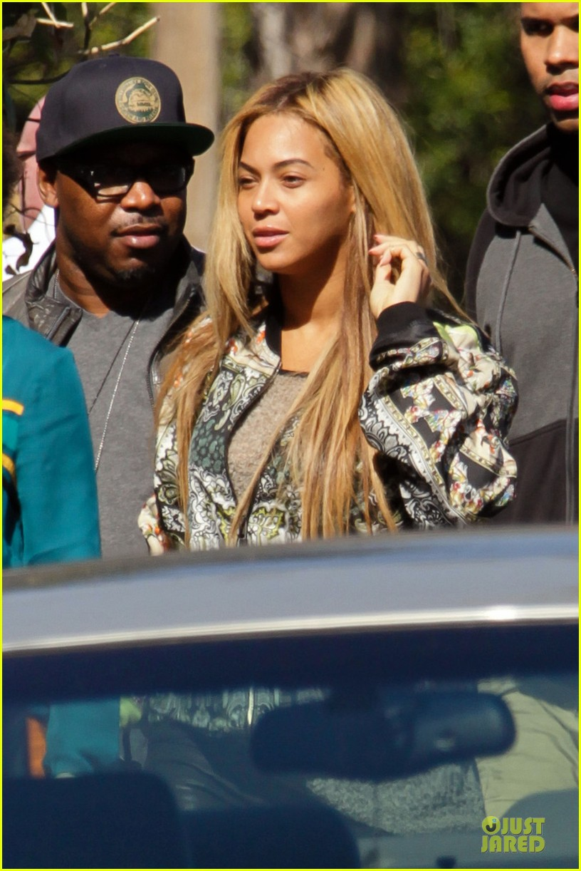 beyonce jay z gjelina lunch with solange 022810430
