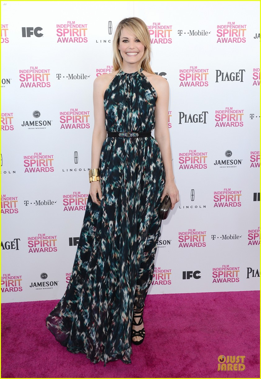 leslie bibb sam rockwell independent spirit awards 2013 012818041