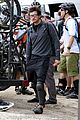 orlando bloom safety helmet on atladena bike ride 09